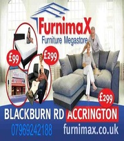 Furnimax Furniture Sale - 10% off voucher - Blackburn Area