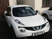 NISSAN JUKE 2014 Nissan Juke Ntec 1.5 dci Stop Start