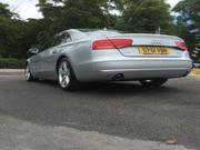 audi a8 Audi A8 2011 AUDI A8 SE EXEC TDI QUATTRO A SILVER