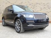 2013 land rover 2013 Land Rover Range Rover SDV8 AUTOBIOGRAPHY Die