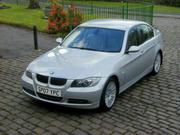 2007 Bmw 3.0 BMW 330d SE 3.0 TURBO DIESEL  AUTOMATIC SALOON ONL