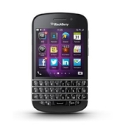 Blackberry Q10 Black 16GB Factory Unlocked,  International Version - 4G