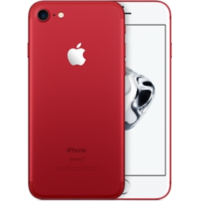 Apple iPhone 7 Red - 256GB - Red (All carriers)