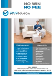 Personal Injury Solicitors in Manchester & immigration lawyer