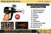 Mega Scan Pro 2019 – Powerful Multipurpose Metal Detector