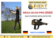 Best Long Range Treasure Hunter - Mega Scan Pro 2020